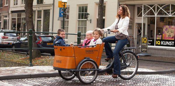 bicicletas de carga