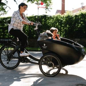 Cargo Bikes Familiares